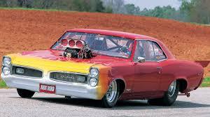 1966 pontiac gto drag racing hot rod muscle cars engine blown