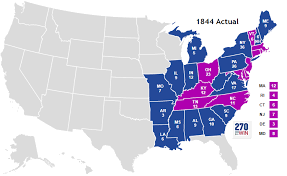 Presidential Election Of 1844