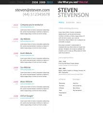 Best Resume Templates Resume templates compliant pics best cv format formats samples 30