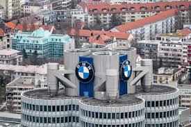 Eu Antitrust Authorities Raid Bmws Headquarters Wsj