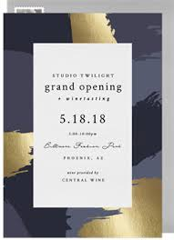 Grand Opening Invitations Grand Opening Invitations Greenvelope Com
