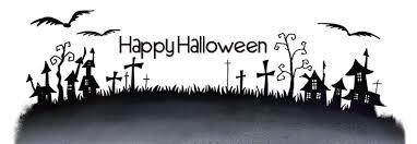 Halloween Template Free Happy Halloween Spooky Cemetery Bats Ebay Template Free Happy