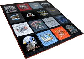 Tshirt Quilts, Tshirt Blankets, Memory Quilts - All Made From Your ... & T-Shirts Adamdwight.com