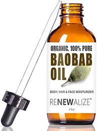 USDA Certified Organic Baobab Oil - in 4 oz Dark ... - Amazon.com