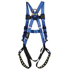ns highlander back d ring tongue buckle leg straps fall protection fall protection harness expiration date at Fall Protection Harness