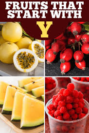 11 fruits that start with y insanely good