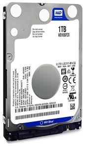 <b>Жесткий диск Western Digital WD</b> Blue Mobile 1 TB (WD10SPZX ...