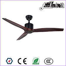 Ceiling fans without lights Living Room Imitation Wooden Ceiling Fans East Fan 52 Inch Rustic Ceiling Fan Without Light Item Ef52017