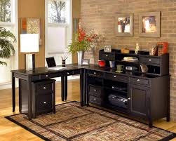 rustic home office ideas ideas for home rustic home office furniture collections black wood office desk 4