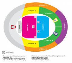 Ed Sheeran Acc Seating Chart Tiket Konser Ed Sheeran Di Jakarta Sudah Dijual Segini