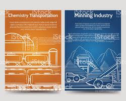 industrial brochure flyers template stock vector art  industrial brochure flyers template royalty stock vector art