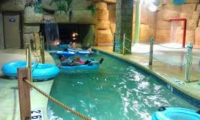 hotel suites wisconsin dells wi united states another view of the indoor lazy river yelp