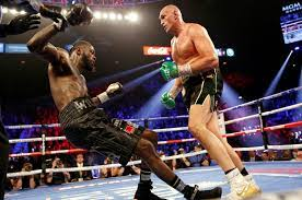 Fury-Wilder fight moved to Oct. 9 as ...