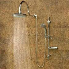 moen shower systems shower hose extension handheld shower head aqua rain shower system silver finish rain shower head shower