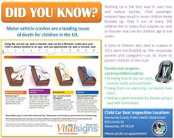 state of wi child car seat laws