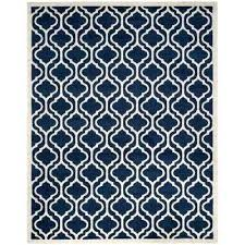navy and white outdoor rug astounding 8 x blue rugs the home depot decorating red chevron