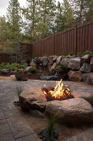 project photos fire pit
