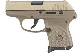 ruger lcp 380 acp fde flat dark earth pistol talo exclusive