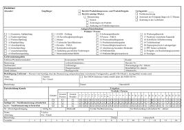 Ausgezeichnet lebenslauf doc vorlage für deinen erfolg teil von lebenslauf vorlage doc. Deckblatt Erstbemusterungsprufbericht Vda