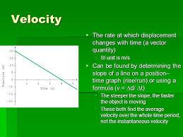 6 velocity