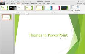 Powerpoint 2013 Template Location Theme Fonts In Powerpoint 2013 For Windows