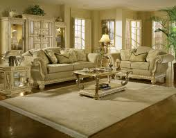 Living Room, Beautiful Living Room Sets Decorating Ideas Wooden Floors With  Plush Sofas And Cabinets