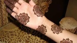 Simple Arabic Mehandi Designs Latest Mehandi Designs