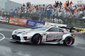 Video Lexus Lfa Built Into A Drift Car