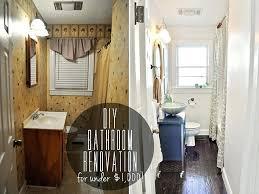 bathroom remodels on a budget. Simple Bathroom Cheap Bathroom Remodel Budget Renovation Reveal 1950s  Before And After On Bathroom Remodels A Budget