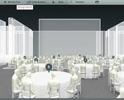 wedding reception layout how wedding reception layout tool design your wedding allseated
