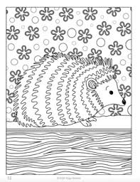 I hope that you're having a wonderful day. Calming Coloring Pages For Kids Animals By Kids Yoga Stories Tpt