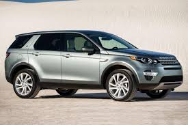 2017 Land Rover Discovery Sport SUV Pricing - For Sale | Edmunds