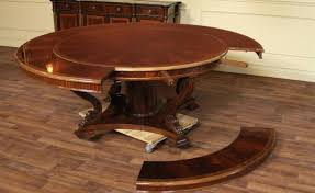 round dining table that expands smart furniture inside expanding remodel 3
