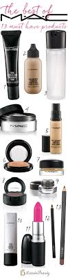 15 minute beauty fanatic the best of mac the 13 s you must have i plan on going to mac to get all these s