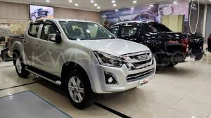 Ghandhara launches new lineup of Isuzu D-Max diesel pickup trucks in ...
