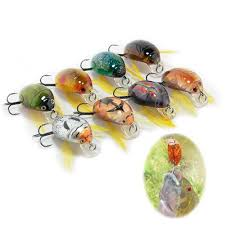 <b>Cicada</b> Bait Fishing Lure Insect Lure Sea Beetle Crank Suspending ...