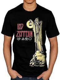 <b>Official Led Zeppelin Hermit</b> T-Shirt Stairway To Heaven Hermit ...