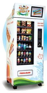 Healthy Vending Machines Canada Gorgeous Our Healthy Fresh Vending Machines