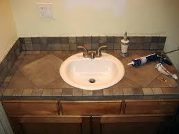 diy bathroom countertop this picture here diy bathroom countertop paint