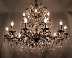 best 25 antique chandelier ideas on french chandelier for awesome household old crystal chandeliers plan
