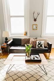Living Room Black Sofa 17 Best Ideas About Black Leather Sofas On Pinterest Black
