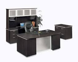 home office desk black. Modern Home Office Desk Black On With Executive R