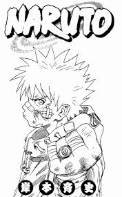 Naruto Coloring Book Lovely Free Printable Naruto Coloring Pages For