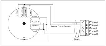 what is the difference between 4 wire 6 wire and 8 wire stepper figure 4 8 wire stepper motor parallel configuration