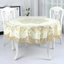 loveable round lace tablecloths n9176888 get ations a home waterproof oil disposable tablecloth round coffee table