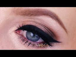 new year s eve party makeup tutorial you