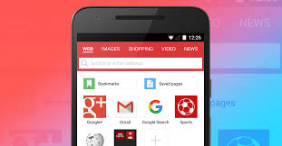 Opera Mini Improves Search Categories Download Options Android