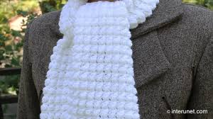 Easy Crochet Scarf Patterns For Beginners Free