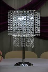 baby nursery interesting table top chandeliers wedding decorationsbeaded crystals decorationlight acrylic chandelier a