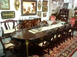 cool inspiration antique dining table and chairs 14